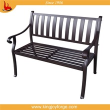 elegant and sturdy package cast aluminium loungers