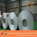 Laminados a frio bobina de aço galvanizada/tira bobina gi fabricação