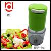 2014 fashinal design food processor plastic mini electric vegetable chopper