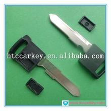 trade assurance Top quality car key for Key Blade With Transponder Space suzuki swift key