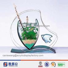 Yageli new design high quality best price Acrylic Fish Tank wholesale