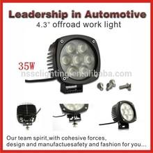 2014 NEW arrival high quality lifetime warranty 35W car led tuning light/led work light