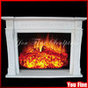 High Quality Marble Indoor Used Fireplace Mantel