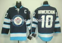 Dale Hawerchuk Winnipeg Jets Ice Hockey Jersey
