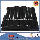 High Quantity European Styles Cheap China Black Granite Bible Headstone