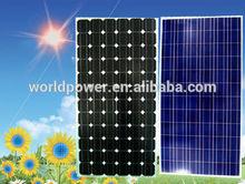 Polycrystalline/Monocrystalline Silicon Solar Cell Price/solar panel 150W 240W 300W
