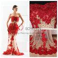 الصين مصنع أزياء أنيقة مساء اللباس ثوب المرأة ليلا 2014