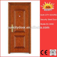 exterior metal door slabs front door designs SC-S090