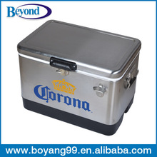 54qt Stainless Steel corona Cooler