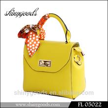 FL05022 Latest Cheap female shoulder bag wholesale, Plain leather shoulder bag