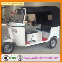 150cc India Bajaj style motor tricycle Taxi/bajaj three wheeler CNG auto rickshaw/bajaj passenger three wheel scooter