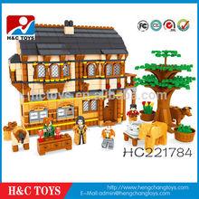 Block toy,Kid educational farm block toy,baby building blocks block toy HC221784