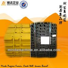 excavator steel /track shoe /track pad Komatsu D155