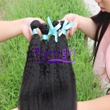Grade 6A Virgin Filipino Hair Weave Kinky Straight Yaki Hair Extensions Alibaba China Manufacturer