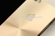 Metal aluminum Rotate thread line case cover for iphone 6 4.7inch plus
