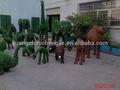 sjh101936 artificiale animale animali da giardino decorazione plastica