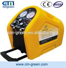 China factory Car AC Refrigerant Recovery Recycling Machine portable ac repair machine CM2000A