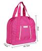 Portable Travel Duffle Bag Clothes Storage Organizer bag