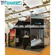Hot sale aluminum trade show booth --HAWK display
