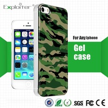 pc skin phone case for iphone 5s, for iphone5 power cover