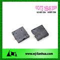 Transductor piezoeléctrico lpt1325s smd/pequeño timbre electrónico/inalámbrico de control remoto/cerradura de la puerta/alarma/ca/24v piezo transductores de smd