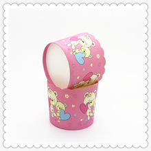 cartoon cupcake cup cake decorations muffin paper cup