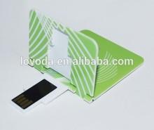 Paypal OEM Logo Free USB Card 2GB/custom usb flash drive/mobile phone usb flash drive hockey gifts LFNC-007