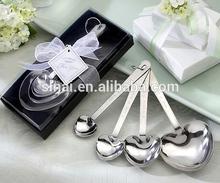 Wedding Love Beyond Measure Heart Measuring Spoons