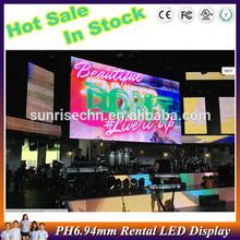 china video led dot matrix outdoor display Advertisement IP65 led display board SMD p6.94,p6,p8,p12.5