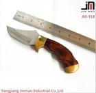 Decent Design Outdoor Bend Blade Knife Damascus Hunting Knife