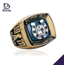 Customized design gemstone chic gold rings new model 2013
