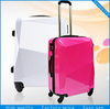 20 inch lightweight hardside 4-wheels leisure travel luggage/luggage travel bags