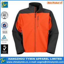 new design hot sale unisex oem mens softshell jacket