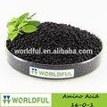 El ácido amino 16-0- 1, npk con aminoácidos fertilizantes orgánicos