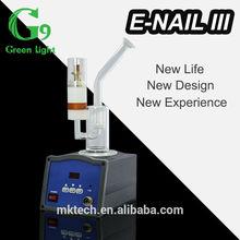 e-nail electronic e nail e ti nail titanium e nail for dry herb wax atomizer