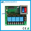 High Power AC220V Fixed code pt2262 4 Channel 315/433.92mhz Remote RF Relay Switch KL-K418