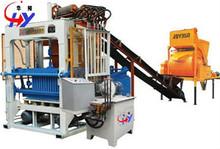 manual machine for making blocks