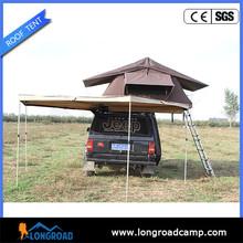 Auto tent pole joints