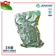 Customized AL shrink bag with zipper
