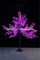 christmas decoration RGB led cherry flower cherry blossom tree light
