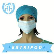 Extripod face mask leather