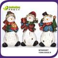 großhandel weihnachten schneemann harz dekor