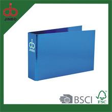 Metallic Blue Bank Use Well File Folder Bank File
