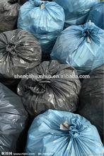 Garbage bag manufacturing in Weifang