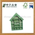 Preço de fábrica FSC & SA8000 handmade mobília de gabinete