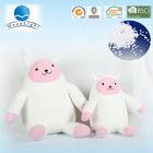 alibaba china hot selling Microbeads stuffed baby lamb toy