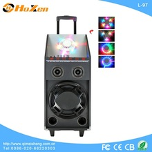 subwoofer for pc led tv speakers rechargable trolley speaker