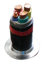 Power Station,Industrial ,Underground Application and XLPE Insulation Material XLPE insulated cables