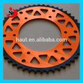 Caldo 50t produzione ruota dentata del motociclo ktm, prezzo basso, motocross 520 catena pignoni