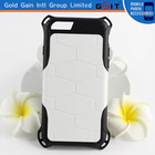 Hybrid Case For iPhone 6,For iPhone 6 Silicone+PC Hybrid Case